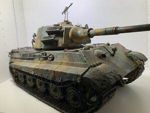 Forces-Of-Valor-Unimax-1-16-King-Tiger-Sd-Kfz-182-502nd-SS-Schwere-Panzer