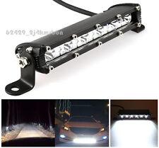 18W OffRoad Driving Fog Working LED Bar SpotLight Lamp For F150 F250 Sierra Jeep
