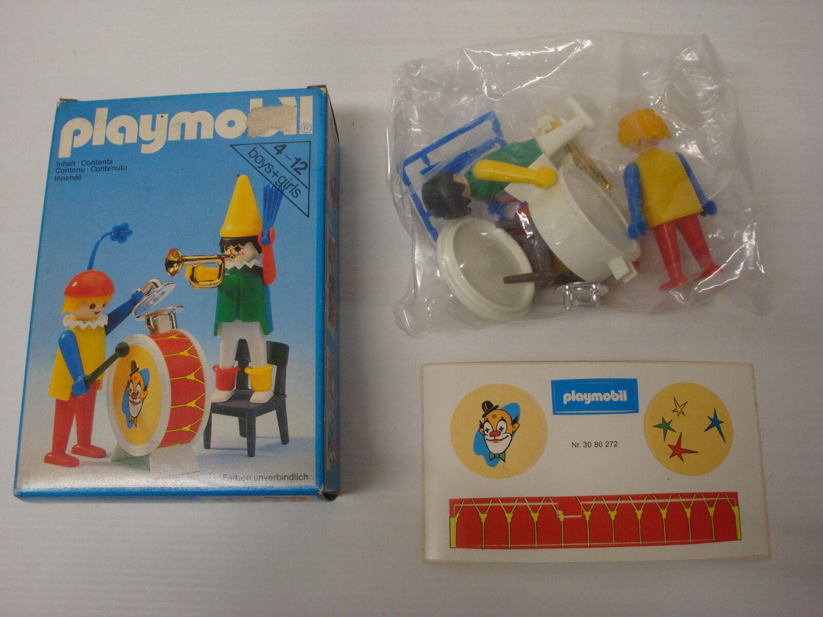 Playmobil Antik Zustand Neu in Originalverpackung Packung Versiegelt - Zirkus 2