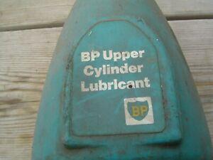 VINTAGE *BP* UPPER CYLINDER LUBRICANT Oil Dispenser Container only