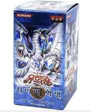 "YUGIOH CARDS ""Cybernetic Revolution"" BOOSTER BOX / Korean Ver"