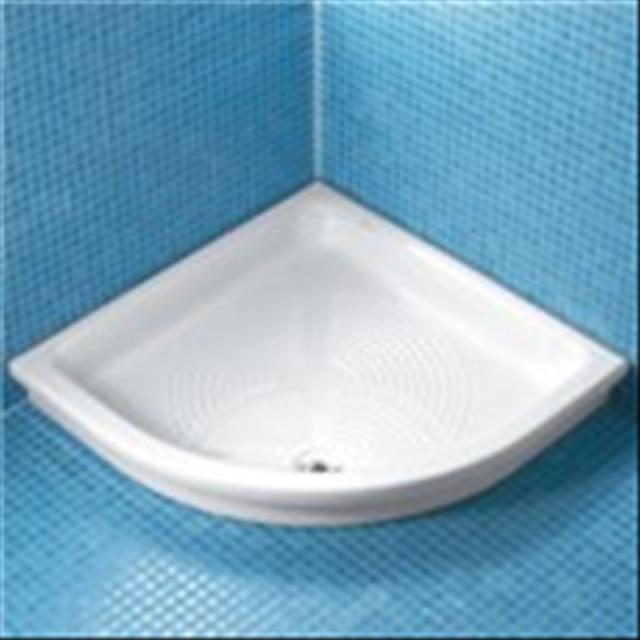 Piatto Doccia Ideal Standard.Piatto Doccia Ideal Standard No Logo Tondo 80x80x10 Bianco