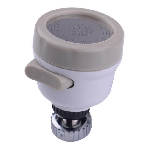 2PCS Küchenarmatur Kopf Wassersparer Sprinkler Pressurization Filter Bewegliche