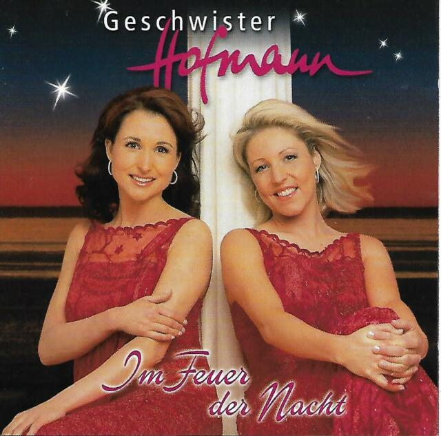 GESCHWISTER HOFMANN : IM FEUER DER NACHT  2006  CD TOP