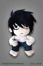 Death Note - L  Stuffed toy plush figure (25cm) ORIGINAL