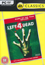 Left 4 Dead Game of the Year Edition for PC SEALED NEW