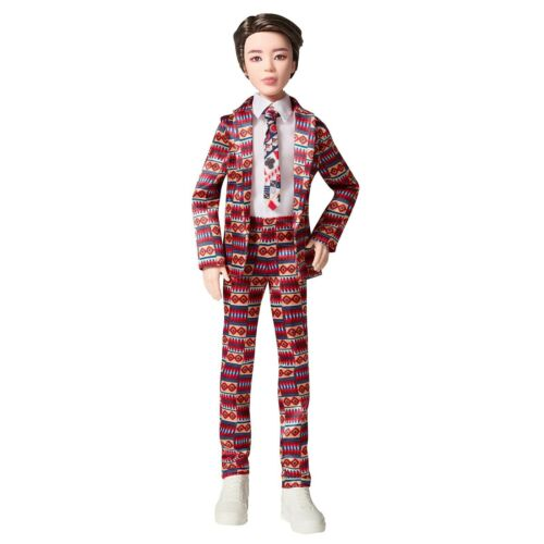 BTS JIMIN Figure Retired Mattel 2019 BRAND NEW in BOX Collectable