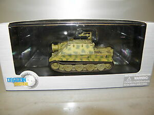 12 DRAGON ARMOR 60460 STURMTIGER TANK GERMANY 1945 1:72 PLASTIC MODELS NEW