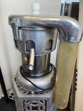 Ruby Commercial Heavy Duty Extractor Juicer Machine Nsf Approved