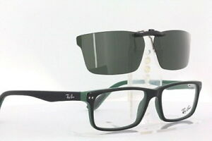 133c48c9f6a Custom Fit Polarized CLIP-ON Sunglasses For Ray-Ban RB5277 52x17 ...