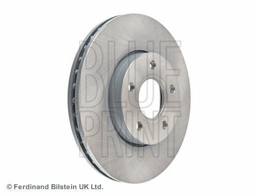 Fits Ford Transit MK7 Genuine Comline 5 Stud Front Vented Brake Discs