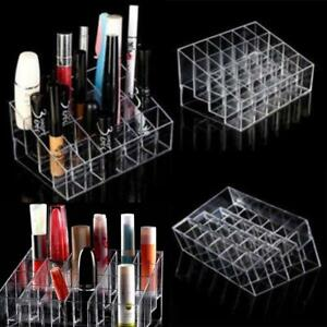 Clear-24-Makeup-Cosmetic-Lipstick-Storage-Display-Stand-Rack-Holder-Organizer