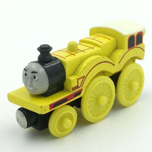 the Tank Engine Tender Wooden Magnetic THOMAS Railway Train Toys car Kid/'s Gifts