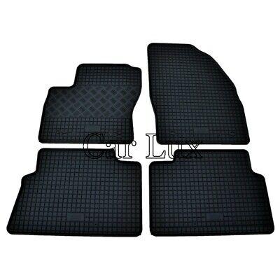 11//10 in poi Ford C-Max 7 Set tappetini su misura in TPE