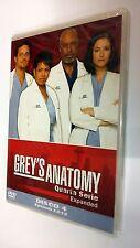 Grey's Anatomy DVD Serie Televisiva Stagione 4 Volume 4 Episodi 3