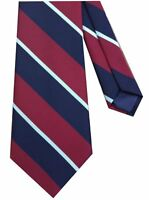 Royal Air Force RAF Striped Regimental Military Tie e009