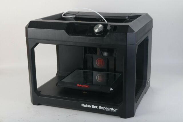 MakerBot MP05825 Fifth Generation Replicator Desktop 3D Printer