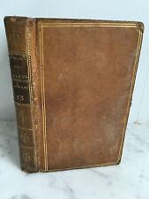 Bibliothèque Universelle des Dames Romans Tome Treizième Paris 1787