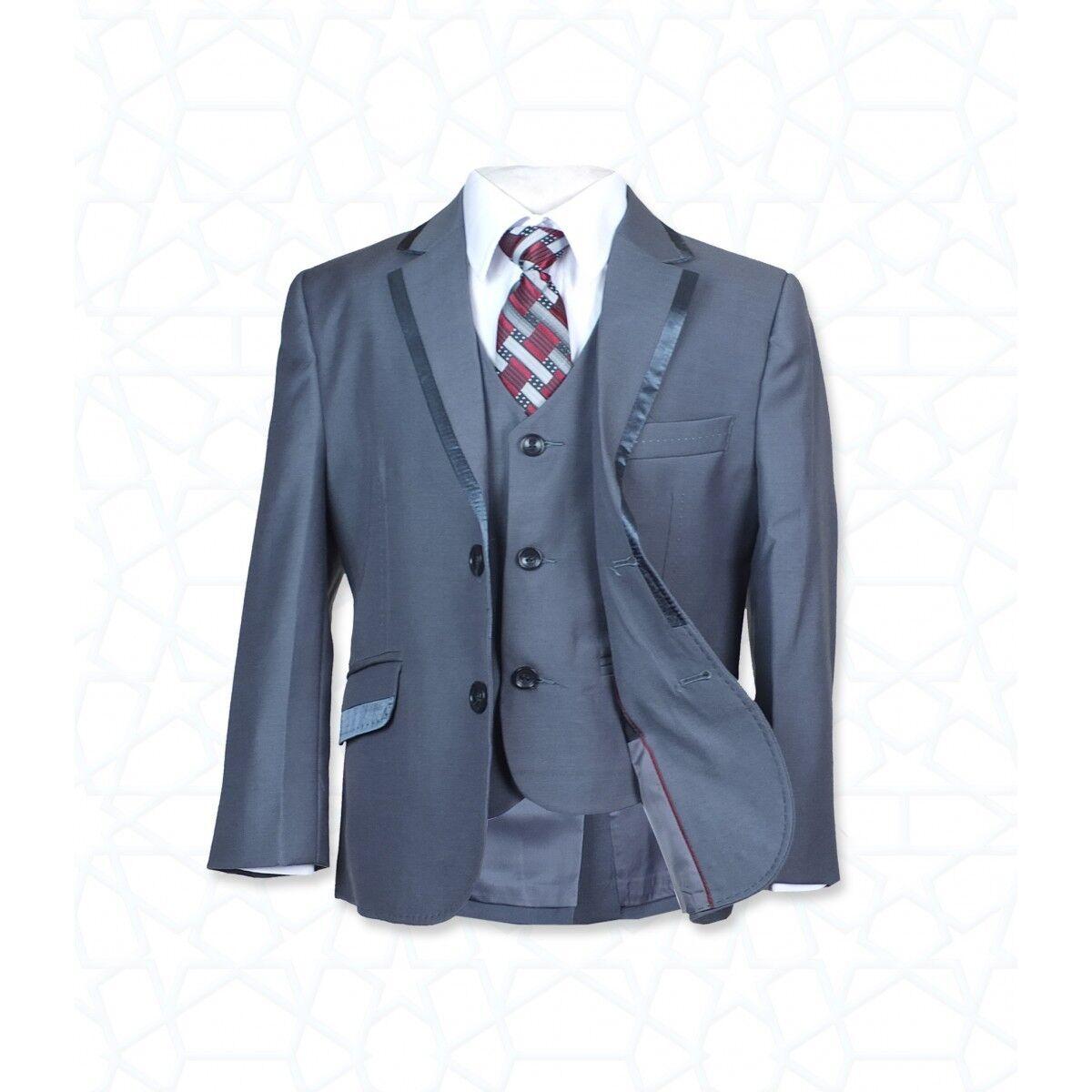 best service a1e03 38479 gilet completo panciot Abito elegante giacca paggetto ...
