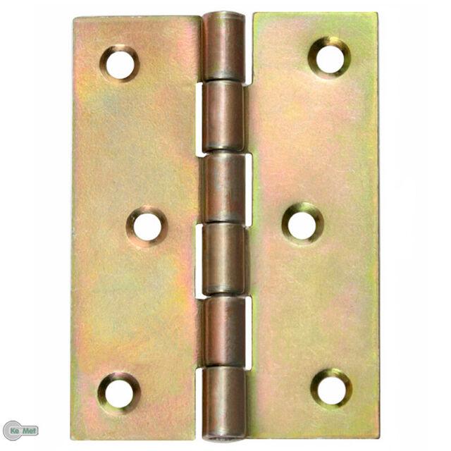 24 Scharniere Möbelscharniere 50 mm länge