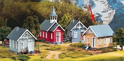 PIKO G SCALE LEWIS GINGERBREAD HOUSE   BN   62240