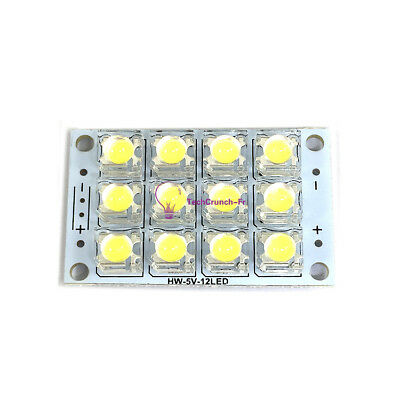 20W White LED High Power Emitter Super Bright Light Lamp Beads Epistar Chip
