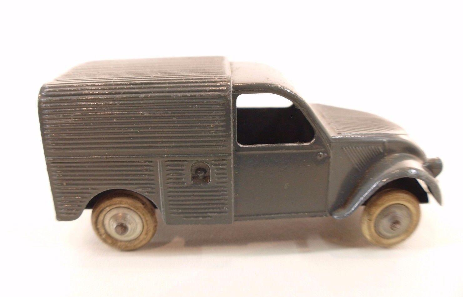 JRD 2 F n° 111 Citroën 2 JRD CV camionnette version peu fréquente 562bcb