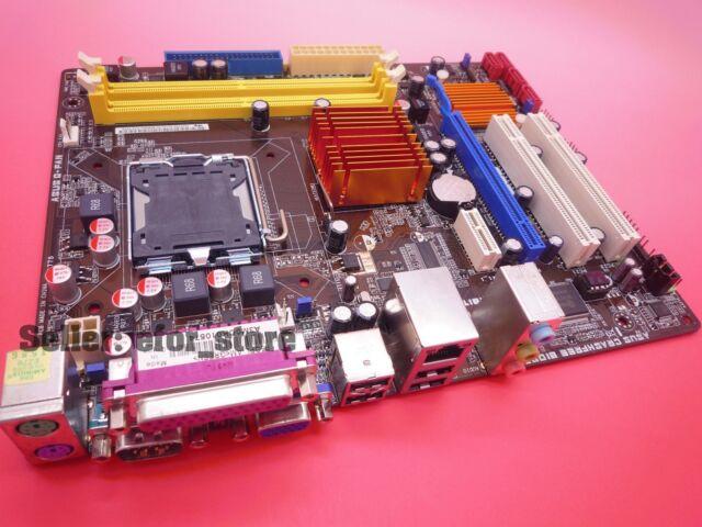 *NEW unused ASUS P5QPL-AM Socket 775 Micro ATX MotherBoard Intel G31