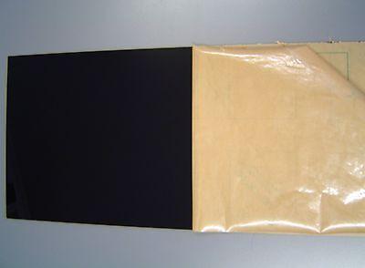 Black Acrylic/Perspex Full Sheet 2440mm x 1220mm x 3mm