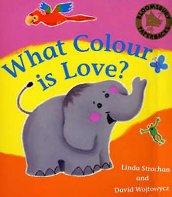 1 of 1 - What Colour is Love?, Linda Strachan, Used; Good Book