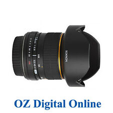 New Samyang 14mm f/2.8 IF ED UMC Aspherical for Canon