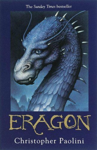 Eragon: Book One (The Inheritance Cycle)-Christopher Paolini