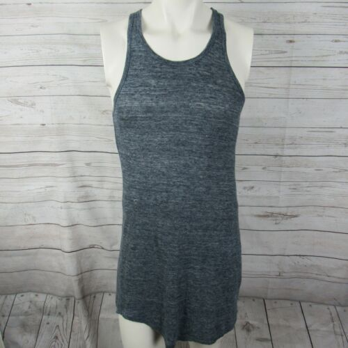 Aritzia Community XXS Dress Womens Gray Blue 100%