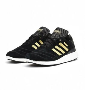 huge selection of 90337 266b3 Image is loading ADIDAS-SKATEBOARDING-BUSENITZ-PURE-BOOST-10-YEAR- ANNIVERSARY-