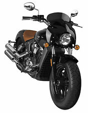 National Cycle - N21605 - Wave Quick Release Fairing/Windshield