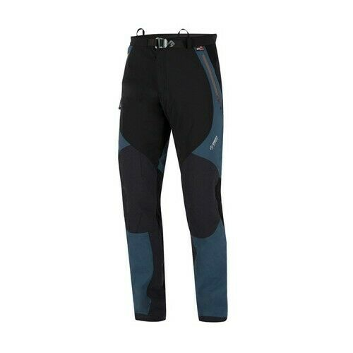 Directe alpiene cascade plus Pant Soft Shell broek voor mannen kuddeblauw
