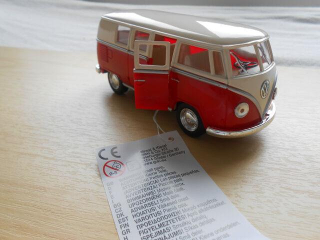 VW 1962 im Maßstab 1:32 Bus T1