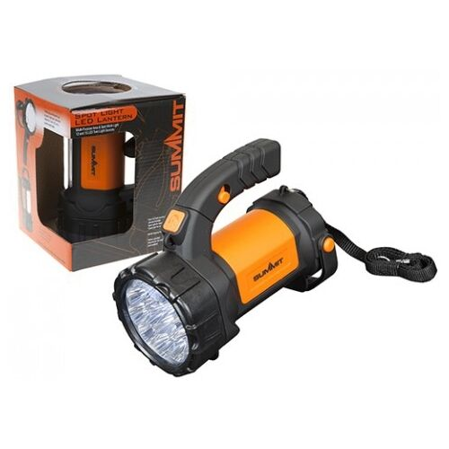Summit 12 Led 15 Led Spotlight Lantern Spotlight Flashlight