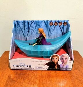 New-Frozen-2-Remote-Control-Anna-s-Canoe-Rc-Disney-Exclusive-Boat-In-Hand-Toy