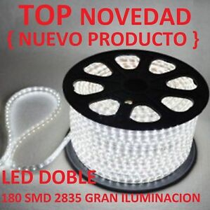 BOMBILLA-TIRA-LED-LUZ-FRIA-BLANCA-220V-DOBLE-LED-180-SMD2835-IP65-12MM-230V-240V