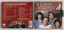 Cd IL GIARDINO DEI SEMPLICI Ed è subito Napoli PERFETTO 1995 Tu ca 'nun chiagne