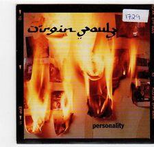 (EZ275) Virgin Souls, Personality - 2002 CD