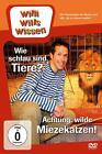 Willi wills wissen - Wie schlau sind Tiere? / Achtung: Wilde Miezekatzen! (2011)