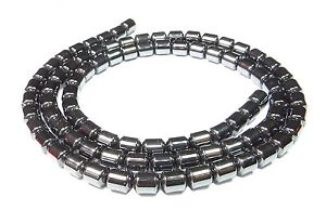 hematite-Roll-4-3-amp-2-mm-Seed-beads-Pearl-Strand-hematite-beads-rounds
