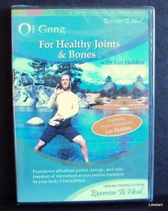 Details about Qi Gong for Healthy Joints & Bones Lee Holden DVD Exercise To  Heal - Brand New