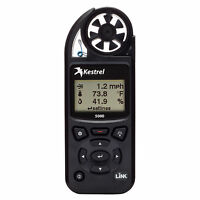 Kestrel 5000 Weather & Environmental Meter With Wireless Link - Dealer - Black
