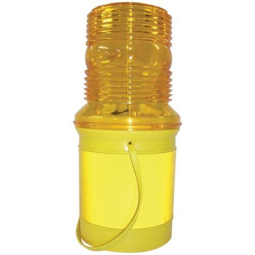 Jsp Microlite MK2 intermitente luz de advertencia Peligro omitir Cono Lámpara de carretera 360 ° Lente