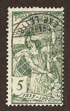 Switzerland 1900 UPU Allegory ... Mi.71 II (Sc.98)