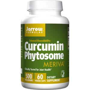 Curcumin-Phytosome-500mg-x-60-Capsules-Antioxidant-Jarrow-Formulas