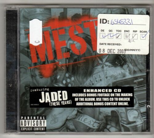 1 of 1 - (GL729) Mest, Mest ft Jaded (These Years) - 2003 CD